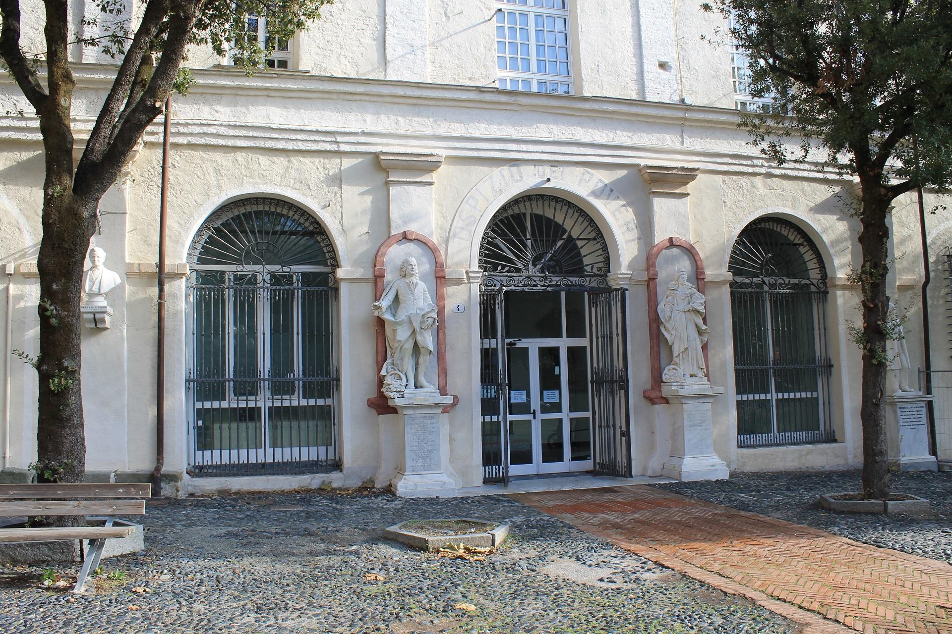 Residenza Protetta Santuario | Piazza Santuario 4 | Savona
