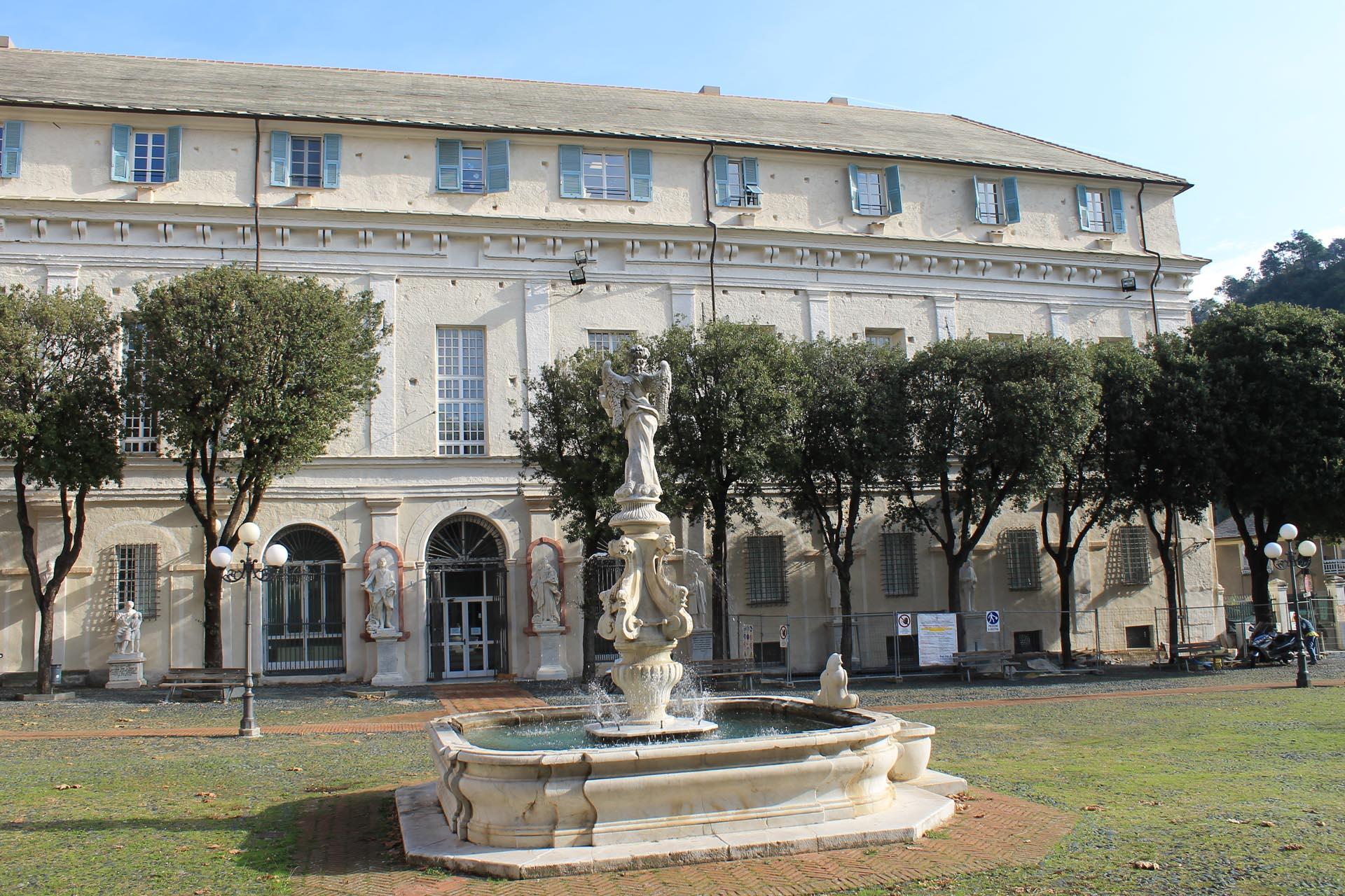 Residenza Sanitaria Assistenziale Santuario - Piazza Santuario 4 - Savona - RSA Anziani - Residenze per Anziani