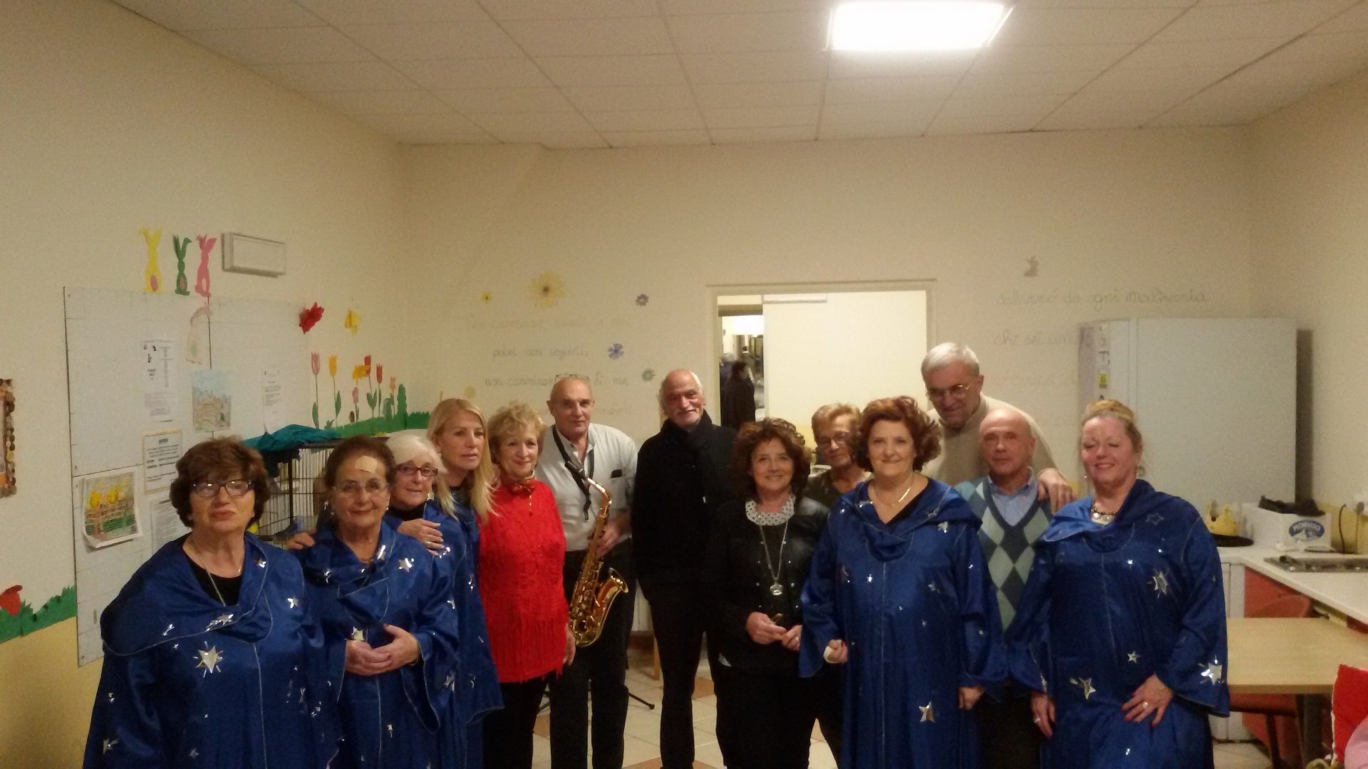Casting Biancaneve Residenza Sanitaria Assistenziale Santuario | Opere Sociali Servizi Savona