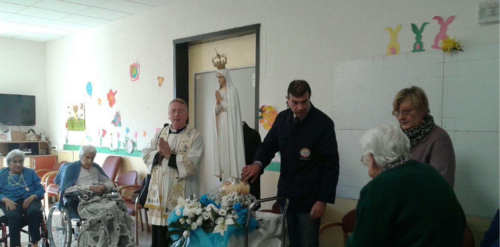 Madonna di Fatima - Residenza Sanitaria Santurio