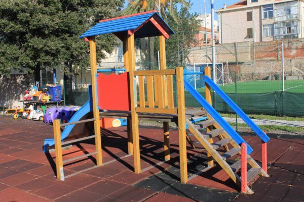 Nido d'Infanzia Il Paguro | Via Nizza 7A | Savona