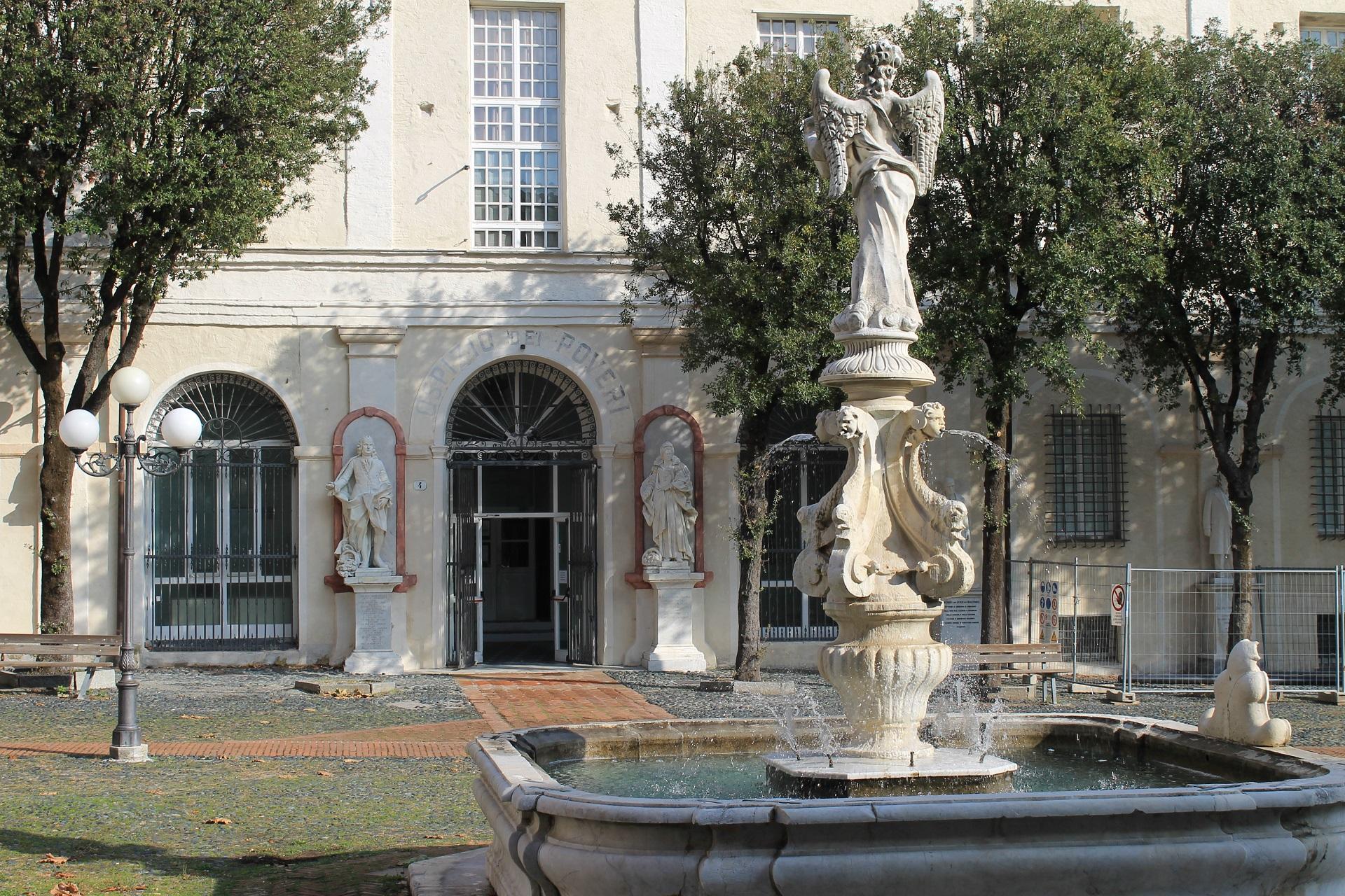 Residenza Sanitaria Assistenziale Santuario - Piazza Santuario - Savona