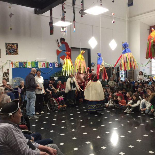 Festa di Carnevale Residenza Protetta Santuario | Opere Sociali Servizi Savona