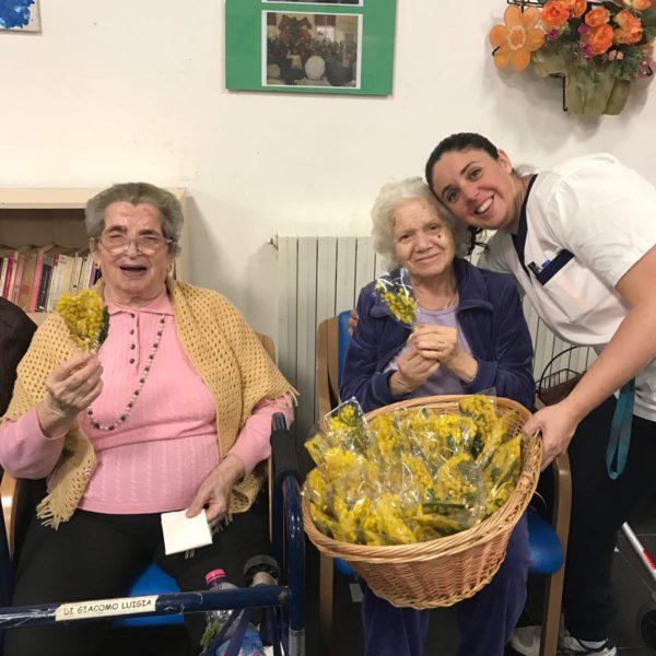 Festa della Donna Residenza Protetta Santuario | Opere Sociali Servizi Savona