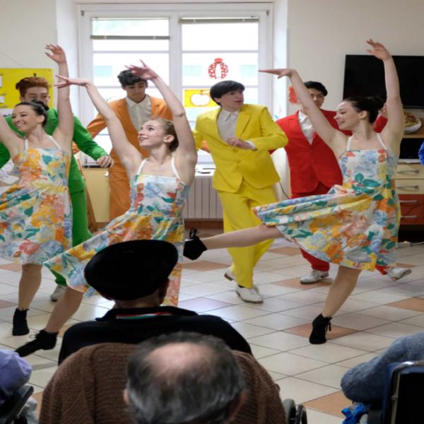 Auguri di Pasqua Residenza Sanitaria Assistenziale Santuario | Opere Sociali Servizi Savona