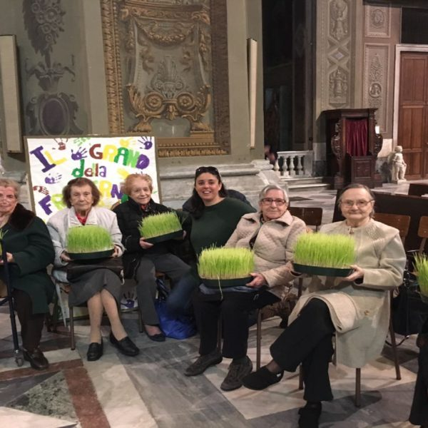 Messa del Crisma e Via Crucis Residenza Protetta Santuario | Opere Sociali Servizi Savona