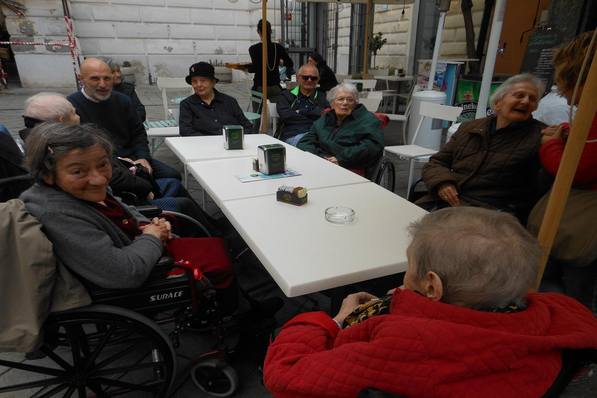 Pasqua Residenza Protetta Marino Bagnasco | Opere Sociali Servizi Savona