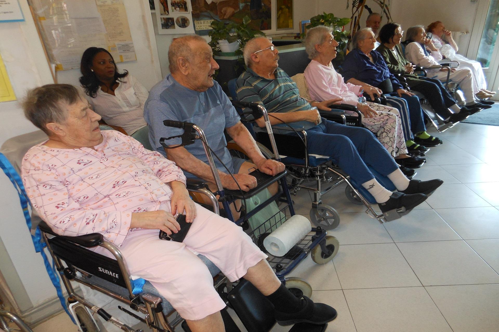 Settimana di Pasqua Residenza Sanitaria Assistenziale Noceti | Opere Sociali Servizi Savona