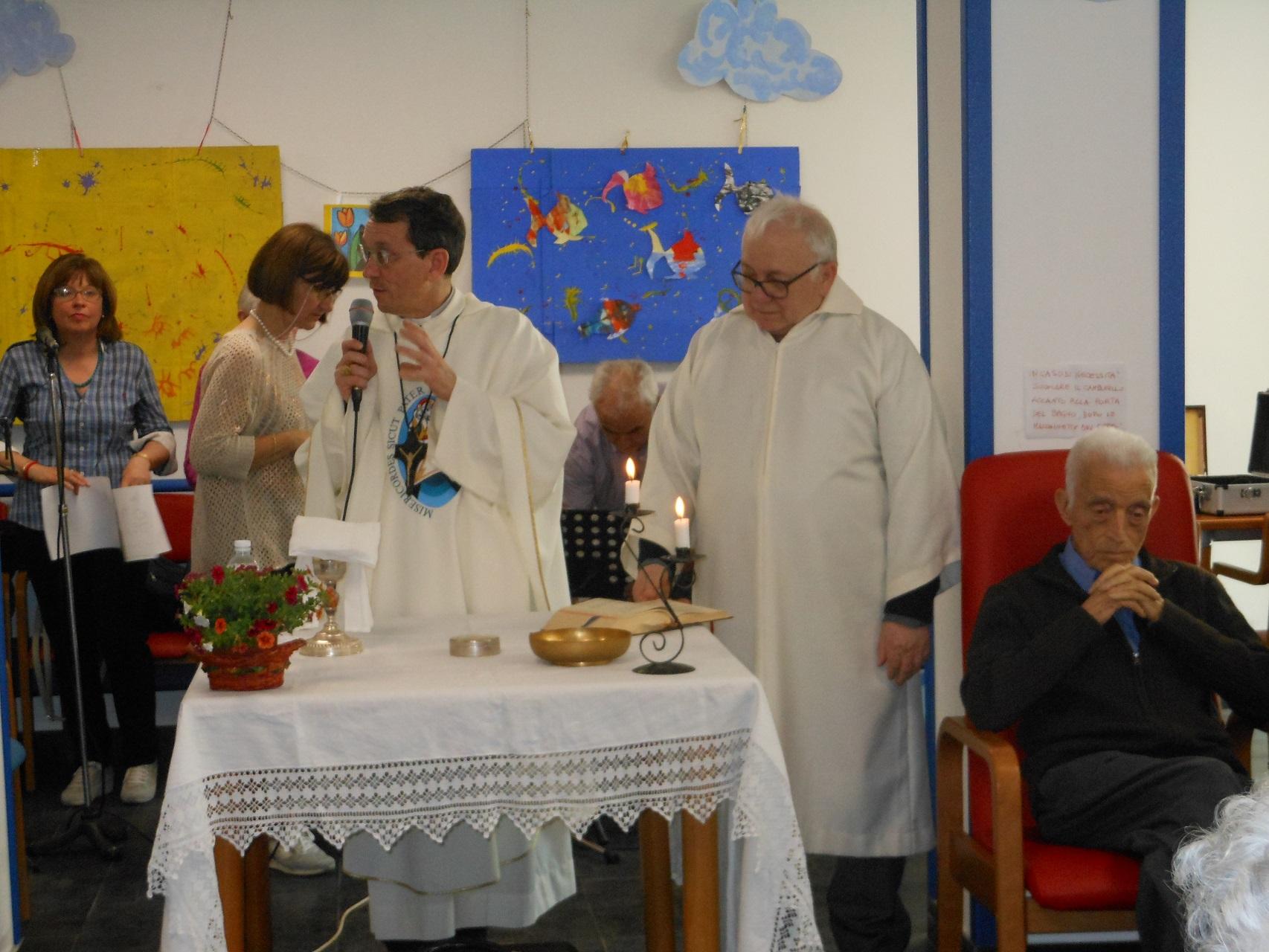 Monsignor Vescovo Calogero Marino Residenza Protetta Marino Bagnasco | Opere Sociali Servizi Savona