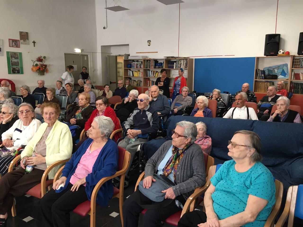 Pomeriggio insieme Residenza Protetta Santuario | Opere Sociali Servizi Savona
