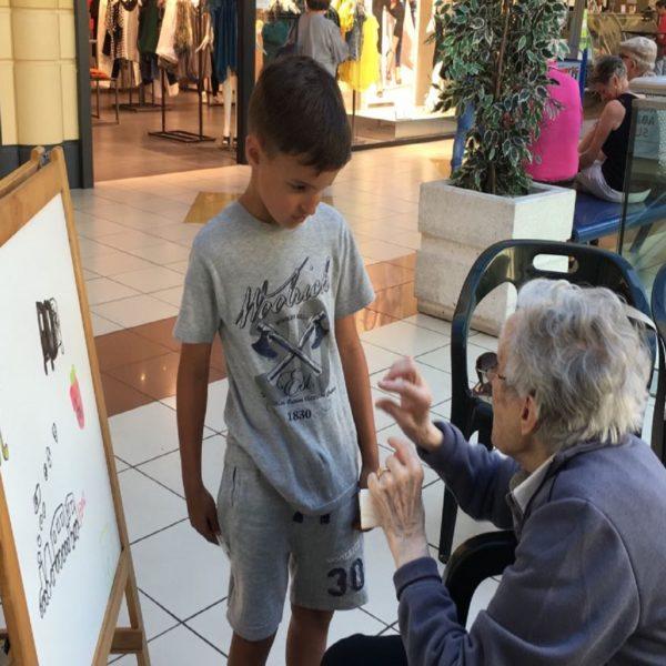 Parlare in dialetto savonese Residenza Protetta Santuario | Opere Sociali Servizi Savona