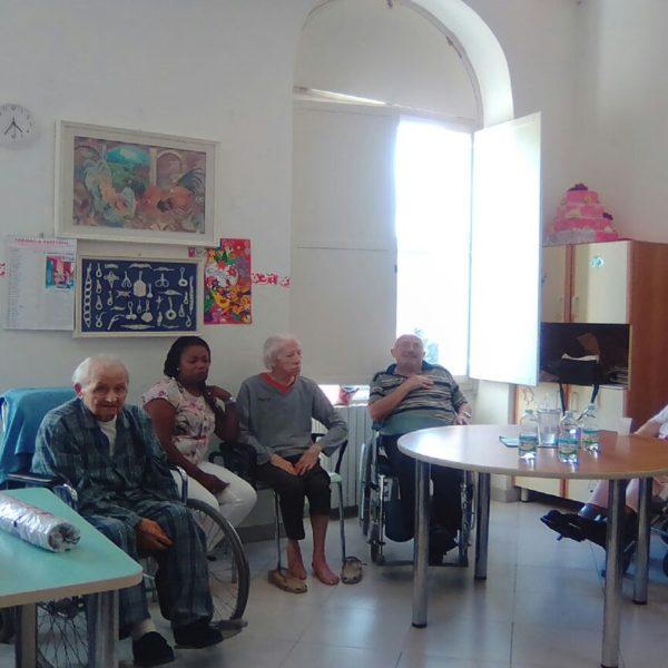 Pomeriggio di mezza estate Residenza Sanitaria Assistenziale Noceti | Opere Sociali Servizi Savona