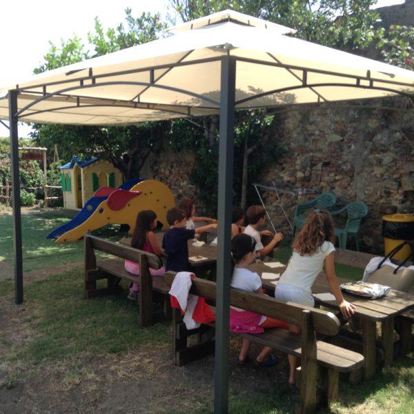 Rifacimento area esterna Paguro e Chicchi di Riso | Opere Sociali Servizi Savona