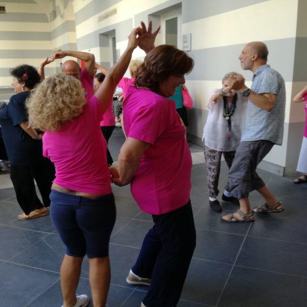 Arcobaleno Dance Residenza Protetta Bagnasco | Opere Sociali Servizi Savona