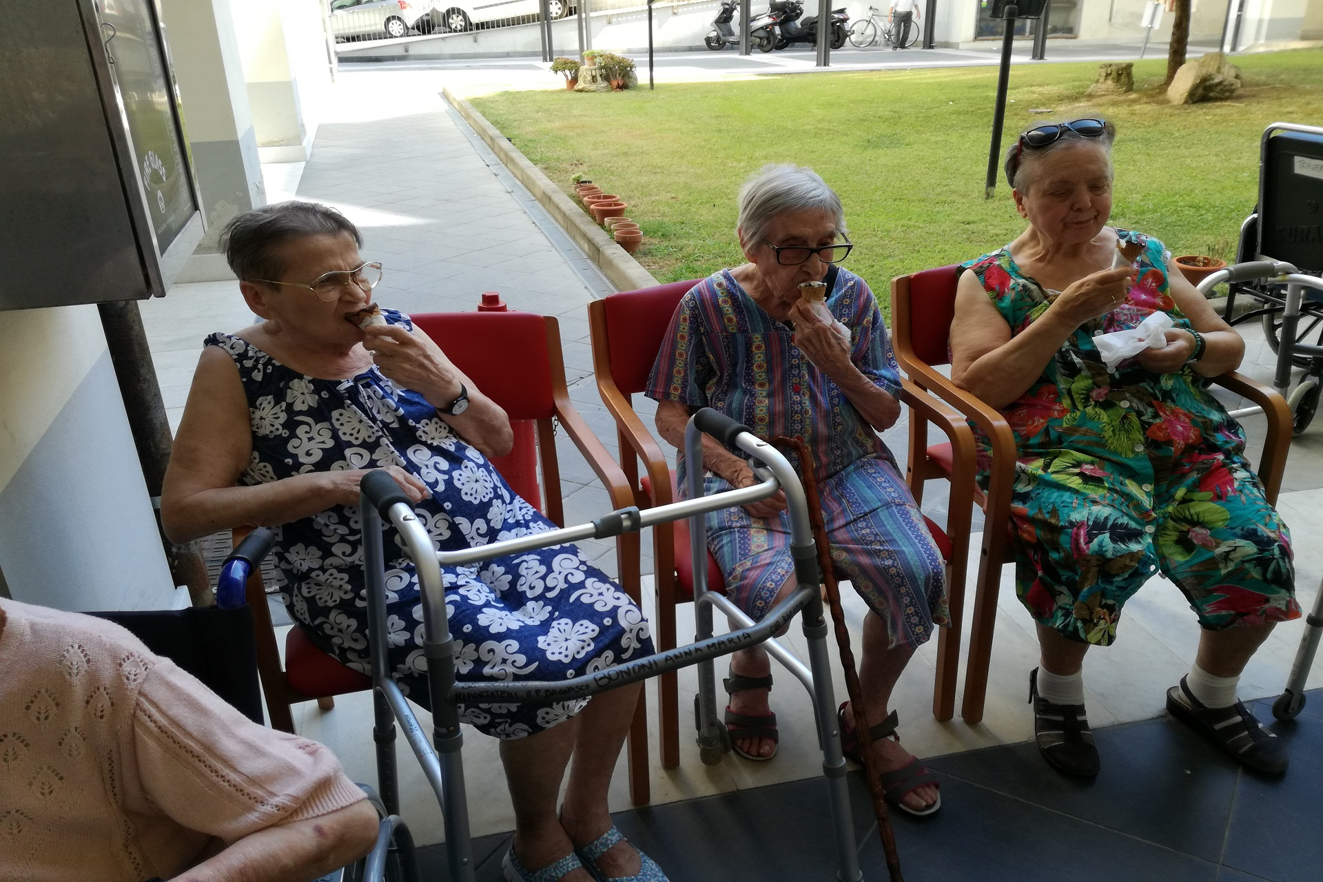 Attività estive Residenza Protetta Bagnasco | Opere Sociali Servizi Savona