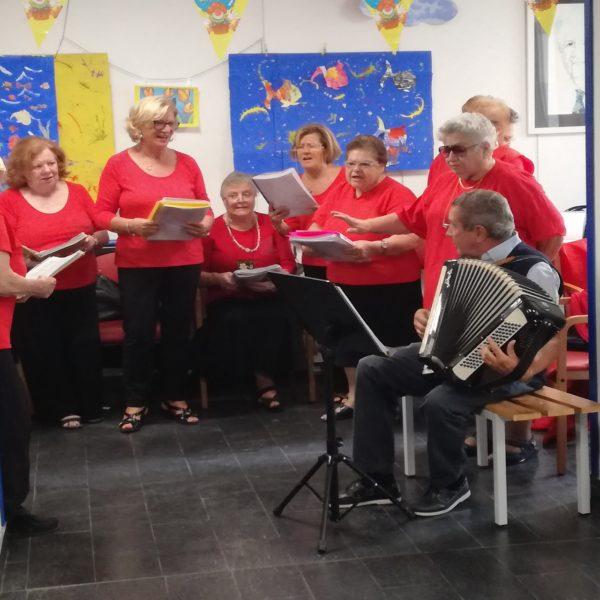 Concerto e Festa Auser Residenza Protetta Marino Bagnasco | Opere Sociali Servizi Savona
