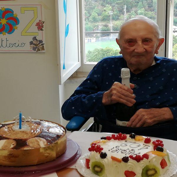 Feste di compleanno Residenza Sanitaria Assistenziale Noceti | Opere Sociali Servizi Savona