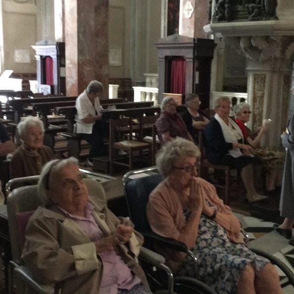 Giornata dedicata al malato Residenza Protetta Santuario | Opere Sociali Servizi Savona