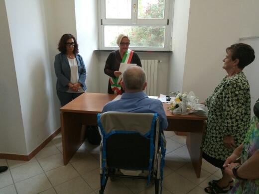 Matrimonio Residenza Sanitaria Assistenziale Santuario | Opere Sociali Servizi Savona