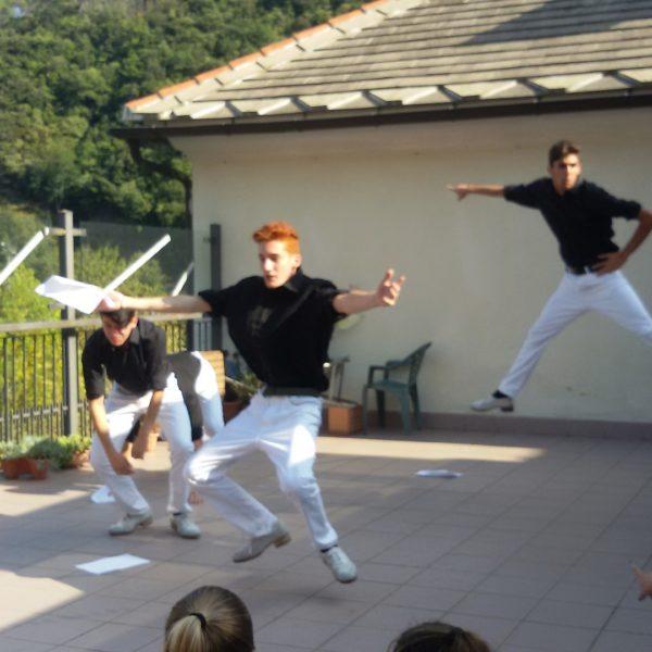 Tip tap e ballo Residenza Sanitaria Assistenziale Santuario | Opere Sociali Servizi Savona