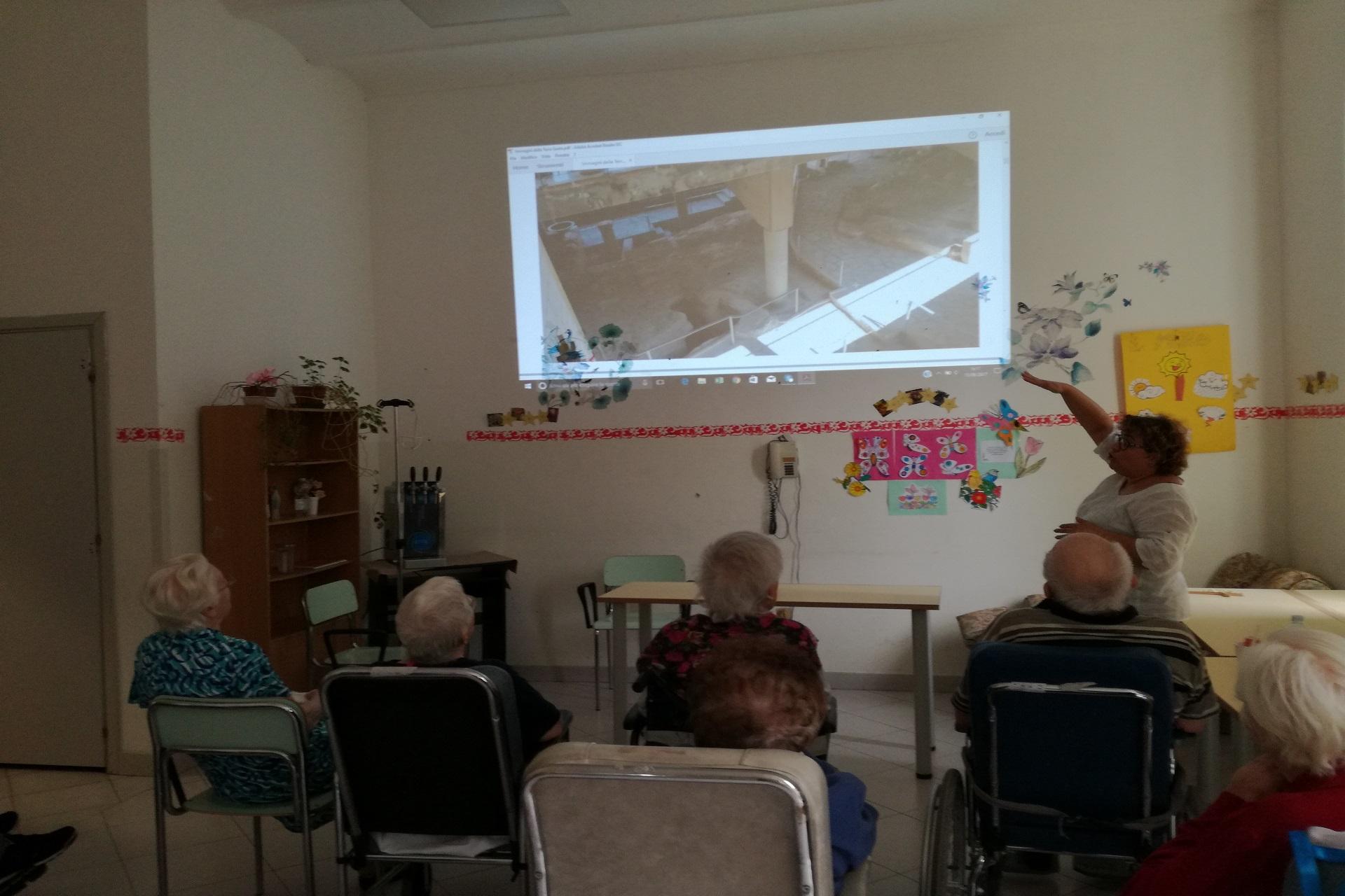Viaggio in Terra Santa Residenza Sanitaria Assistenziale Noceti | Opere Sociali Servizi Savona