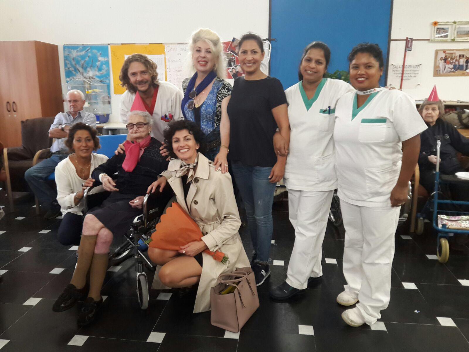 Buon Compleanno Nicoletta Residenza Protetta Santuario | Opere Sociali Servizi Savona
