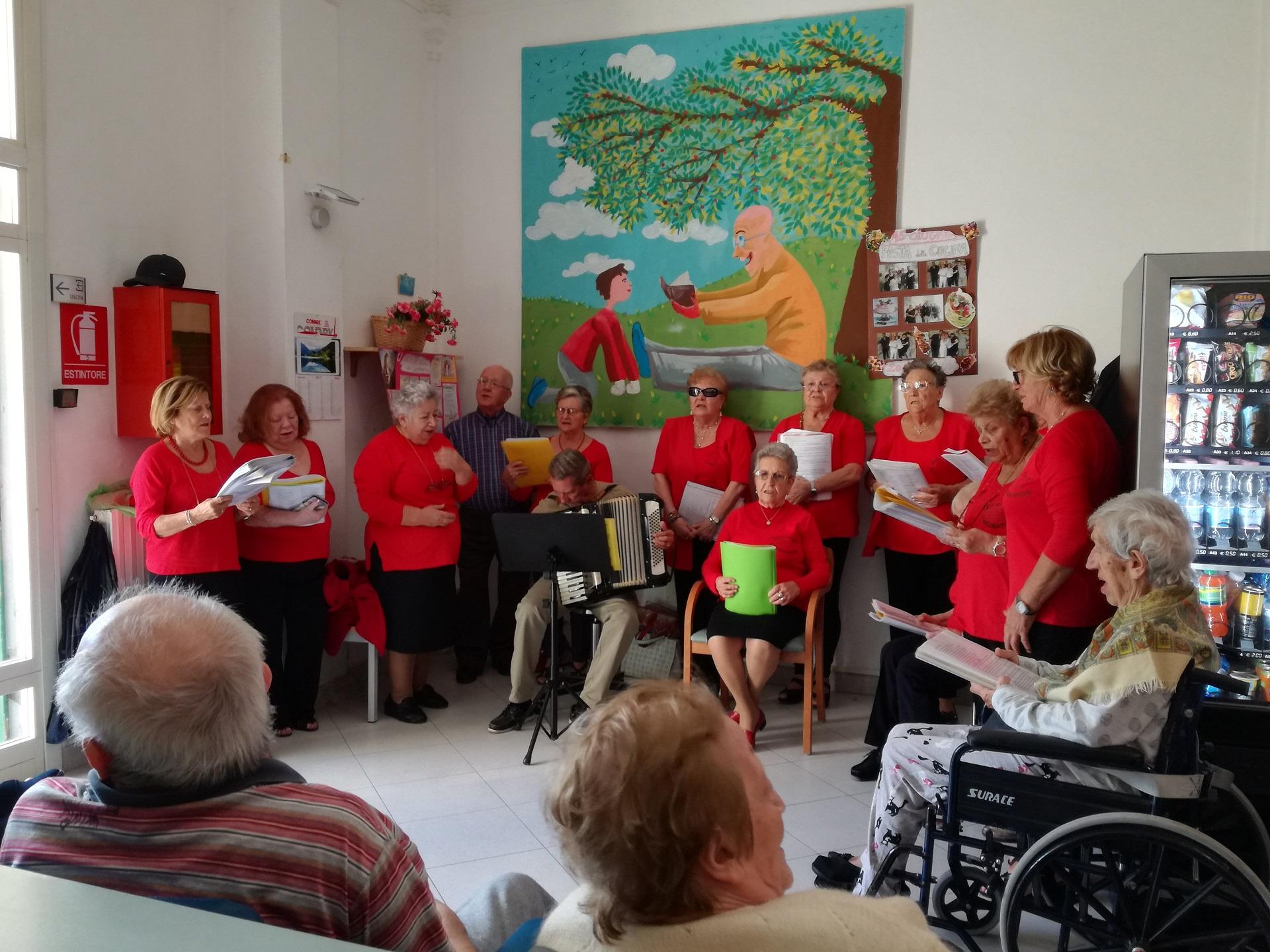 Concerto Autunno Residenza Sanitaria Assistenziale Noceti | Opere Sociali Servizi Savona