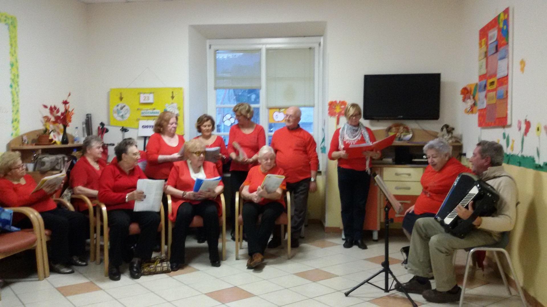 Gli Allegri Cantauserini Residenza Sanitaria Assistenziale Santuario | Opere Sociali Servizi