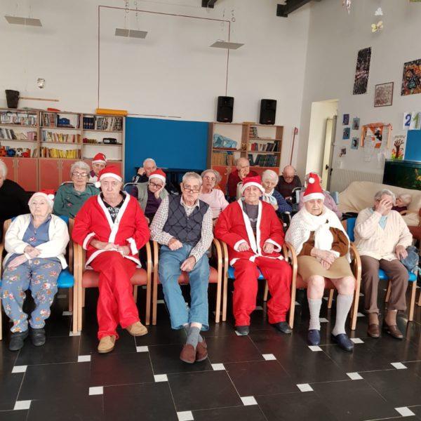 Festa di Natale Residenza Protetta Santuario | Opere Sociali Servizi Savona