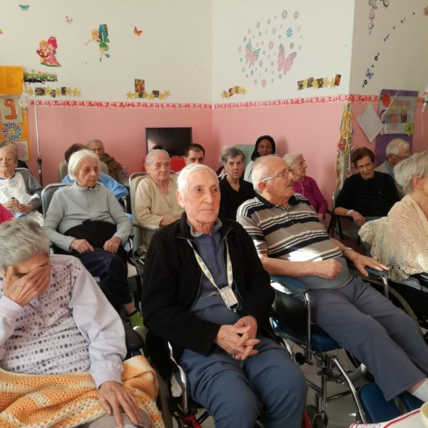 Festa Carnevale 2018 Residenza Sanitaria Assistenziale Noceti | Opere Sociali Servizi Savona