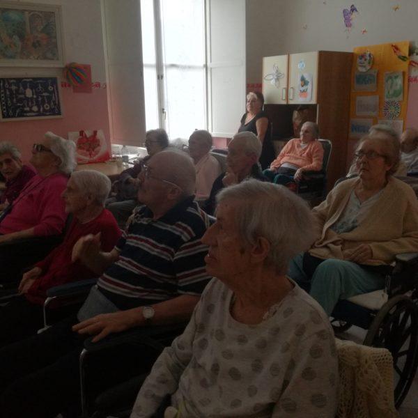Festa Febbraio Residenza Sanitaria Assistenziale Noceti - Opere Sociali Servizi Savona