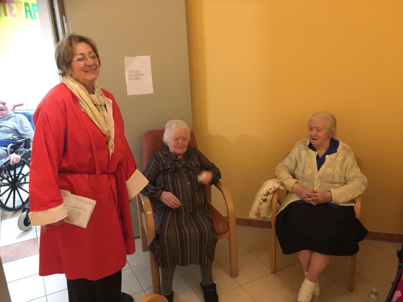 Preghiamo Insieme Residenza Protetta Santuario - Opere Sociali Servizi Savona