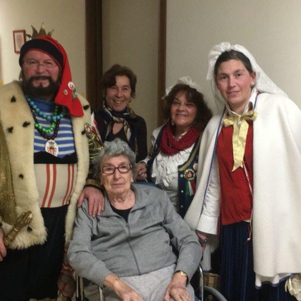 Sua Maestà Cicciulin Residenza Protetta Santuario | Opere Sociali Servizi Savona