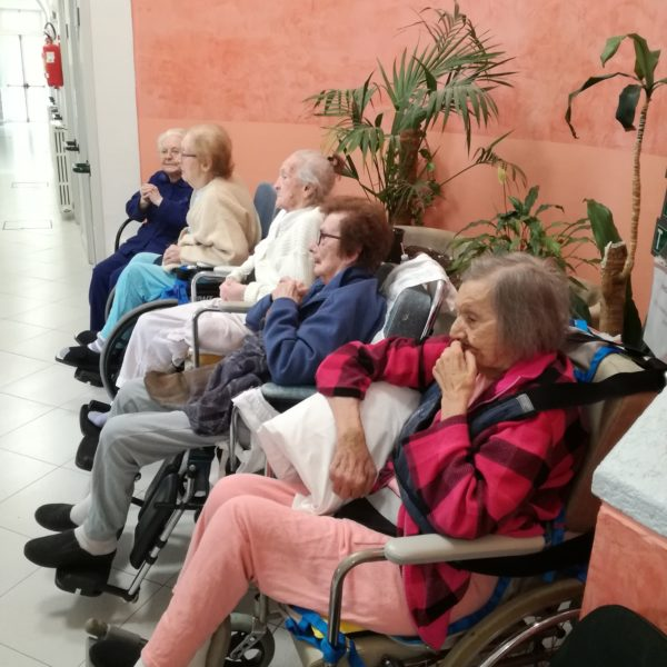 Festa di Primavera Residenza Sanitaria Assistenziali Noceti - Opere Sociali Servizi Savona