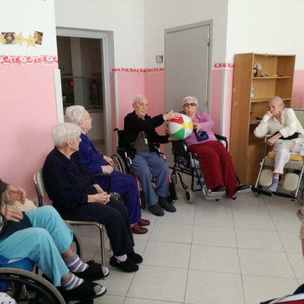 Pasqua Residenza Sanitaria Assistenziale Noceti - Opere Sociali Servizi Savona