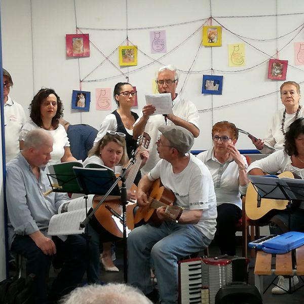 Anniversario Residenza Protetta Marino Bagnasco - Opere Sociali Servizi Savona