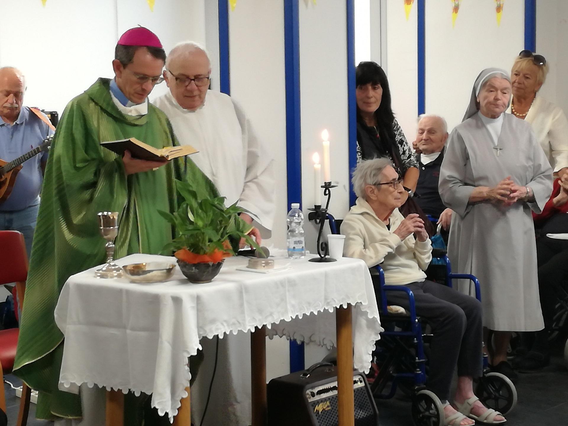 Monsignor Marino Residenza Protetta Marino Bagnasco - Opere Sociali Servizi Savona