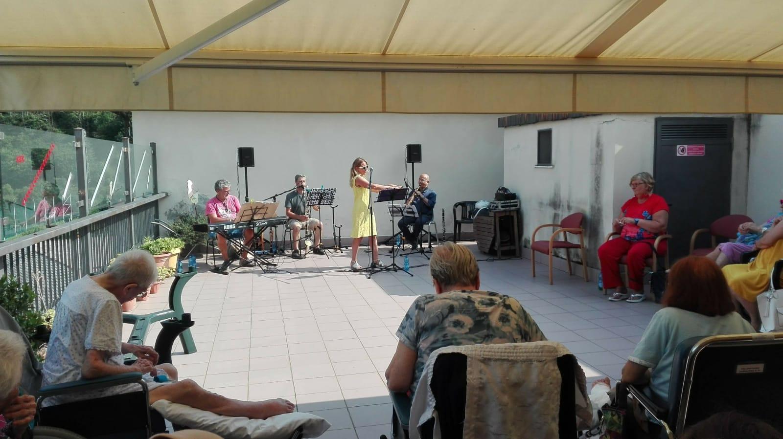 Estate Residenza Sanitaria Assistenziale Santuario - Opere Sociali Servizi Savona