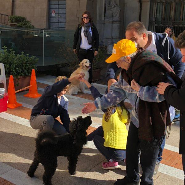 Festa dei Nonni in Piazza del Santuario - Opere Sociali Servizi Savona