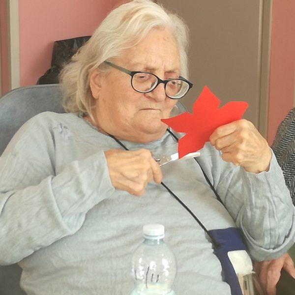 Laboratori natalizi e concerto Residenza Sanitaria Assistenziale Noceti - Opere Sociali Servizi Savona