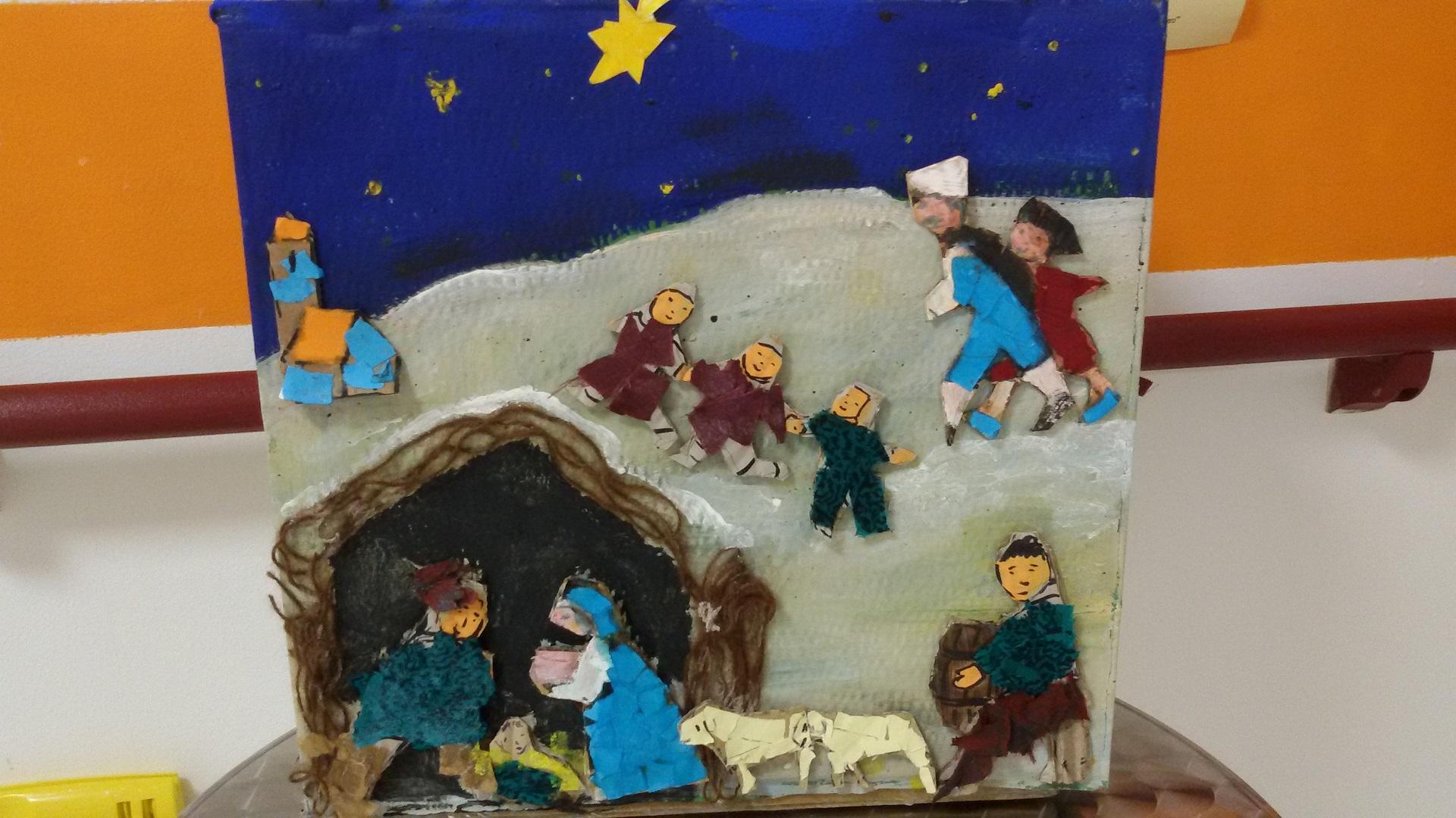 Festa di Natale Residenza Sanitaria Assistenziale Santuario - Opere Sociali Servizi Savona