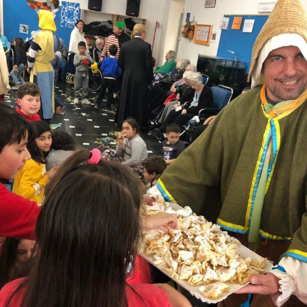 Carnevale Residenza Protetta Santuario - Opere Sociali Servizi Savona