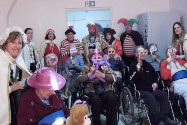 Residenza Sanitaria Assistenziale Santuario Savona - Carnevale 2019