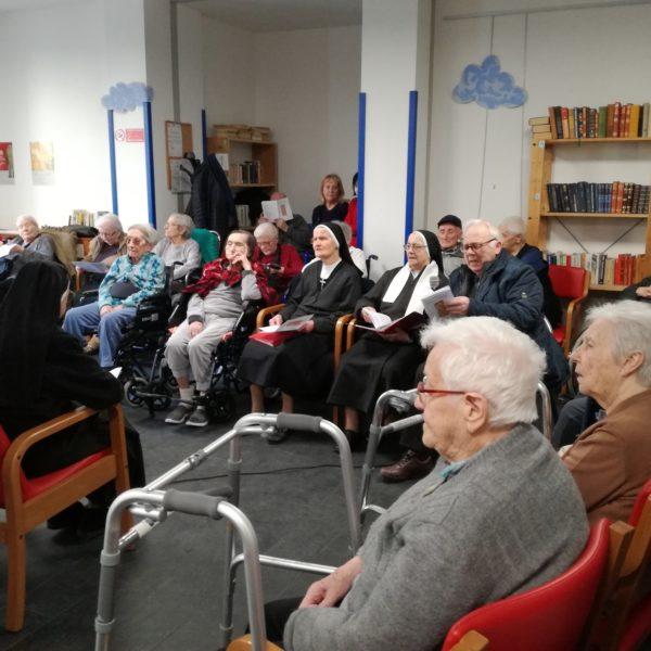 Pellegrinaggio Madonna Immacolata Residenza Protetta Bagnasco - Opere Sociali Servizi Savona