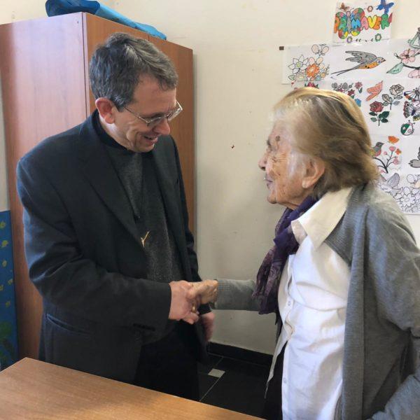 Vescovo Diocesi Savona Residenza Protetta Santuario - Opere Sociali Servizi Savona