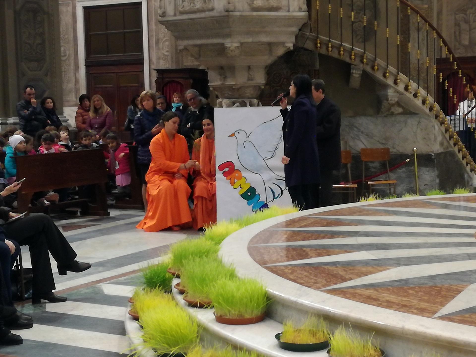 Settimana di Pasqua Residenza Protetta Bagnasco - Opere Sociali Servizi Savona
