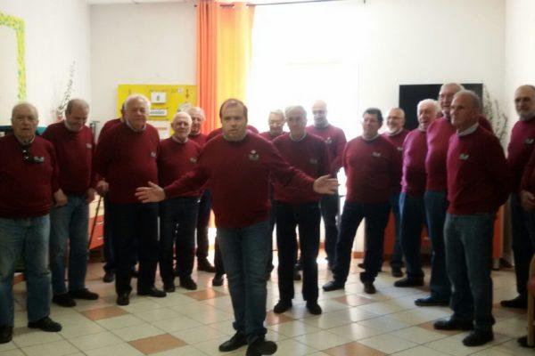 Canti Alpini Residenza Sanitaria Assistenziale Santuario - Opere Sociali Servizi Savona