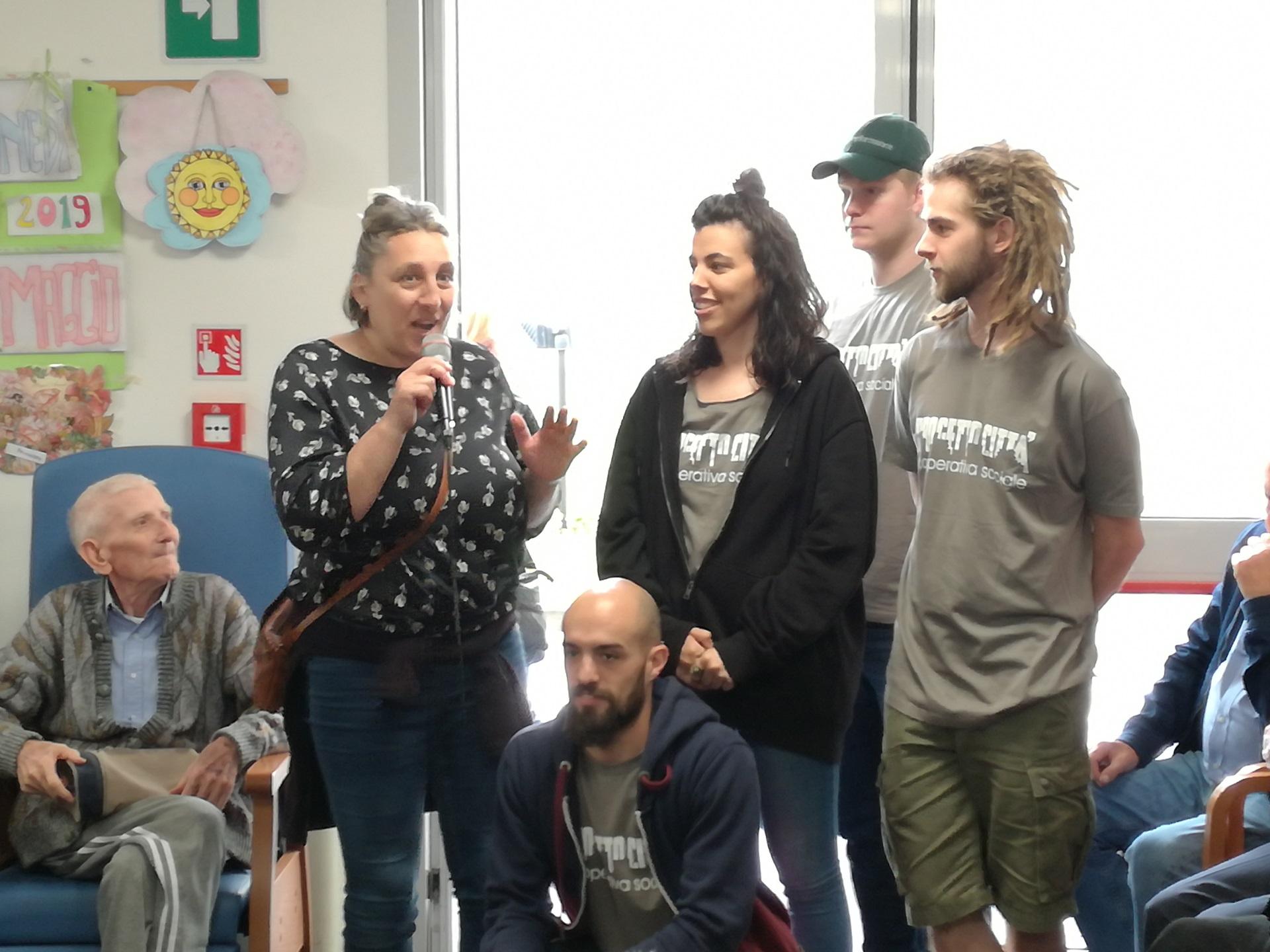 Festa Internazionale Residenza Protetta Bagnasco - Opere Sociali Servizi Savona