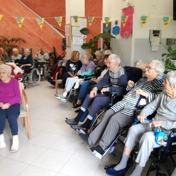 Musica Residenza Sanitaria Assistenziale Noceti - Opere Sociali Servizi Savona