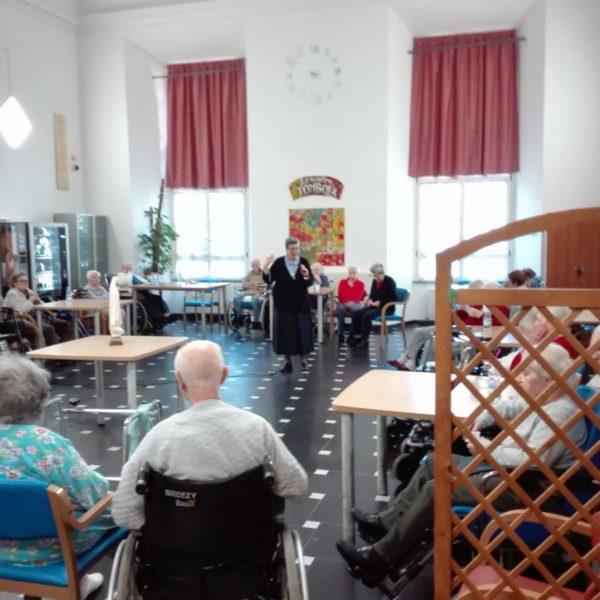 Consorelle Santuario Todocco Residenza Protetta Santuario - Opere Sociali Servizi Savona